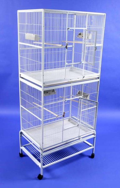 Double Stack Vertical Flight Cage