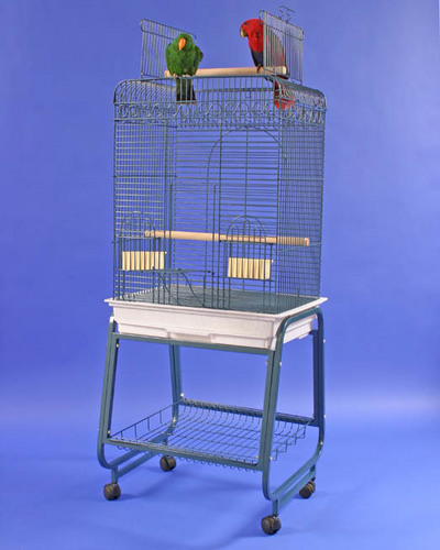 Fortress II Playtop Bird Cage
