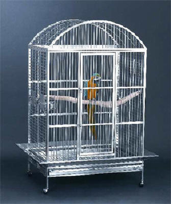 Click to see the Grande Dometop Parrot Cage