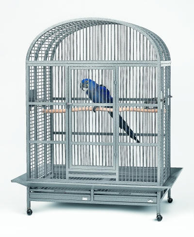 Click to see the Hacienda Dometop Parrot Cage