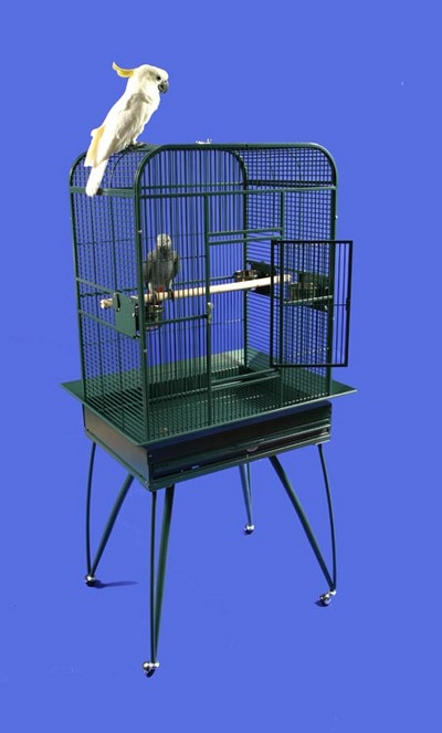 HideAway XL Flip-Top Bird Cage By AE Cage Company