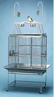 Click to see the Mediana Playtop Parrot Cage