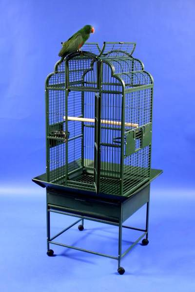 "Victorian Retreat 24""x22"" Flip-Top Bird Cage"